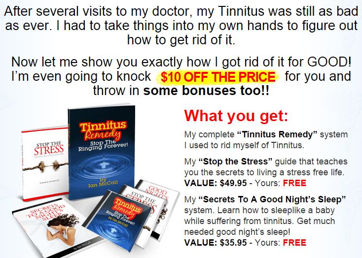 tinitus cure