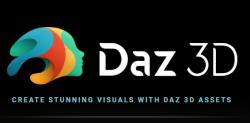 DAZ 3D coupons screenshot