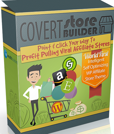 Covert Store Builder coupon code