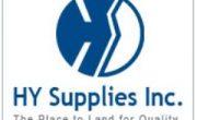 HY Supplies Inc coupon code